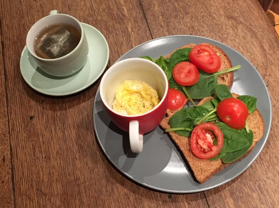 280-calorie Breakfast: A Simple & ColourfulSuggestion