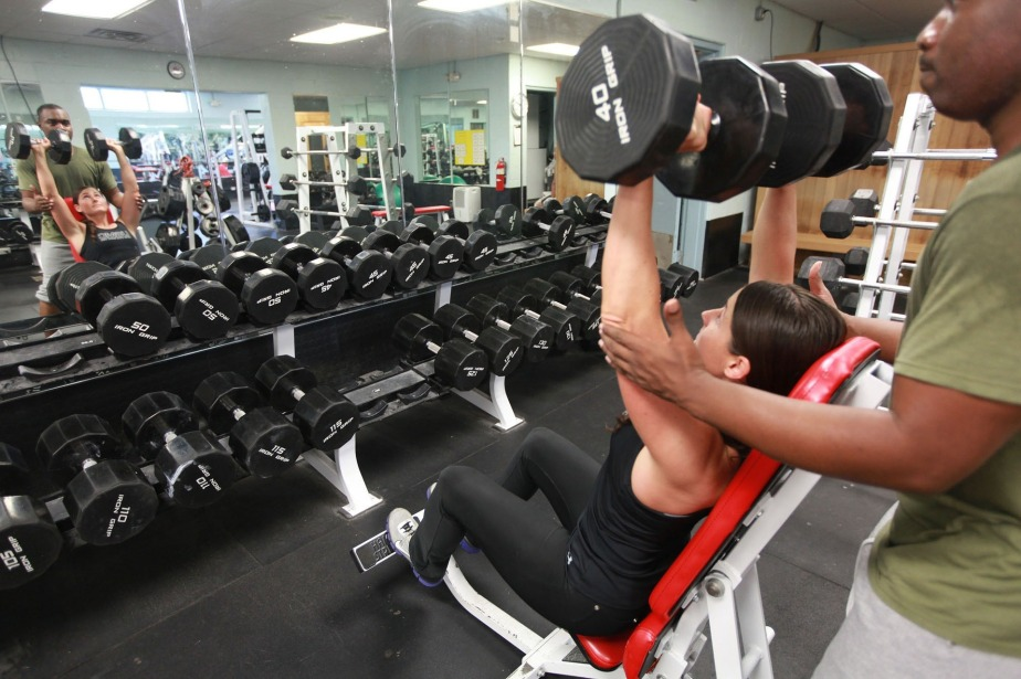 FITNESS-FRIDAY: Posture makes muscles prosper