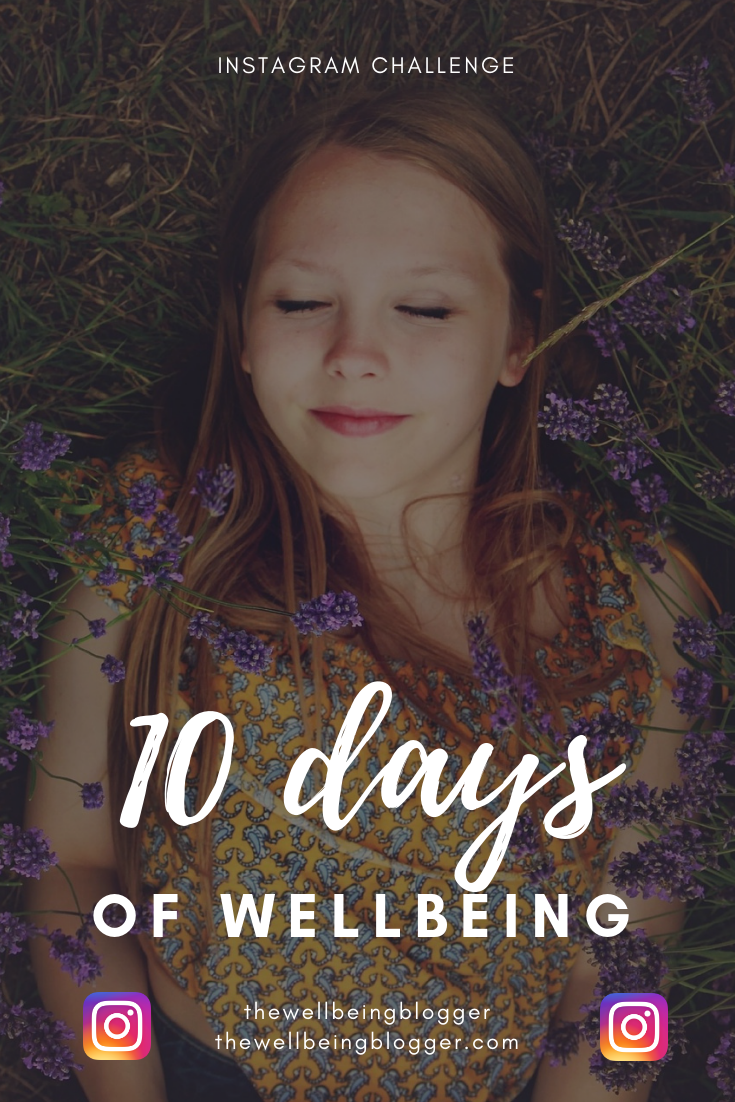 Copy of the wellbeing blogger
